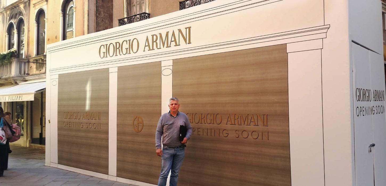 Giorgio Armani Boutique
