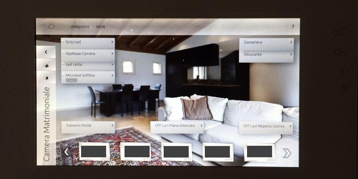Impianto elettrico domotica idee di design per la casa for Casa di design online