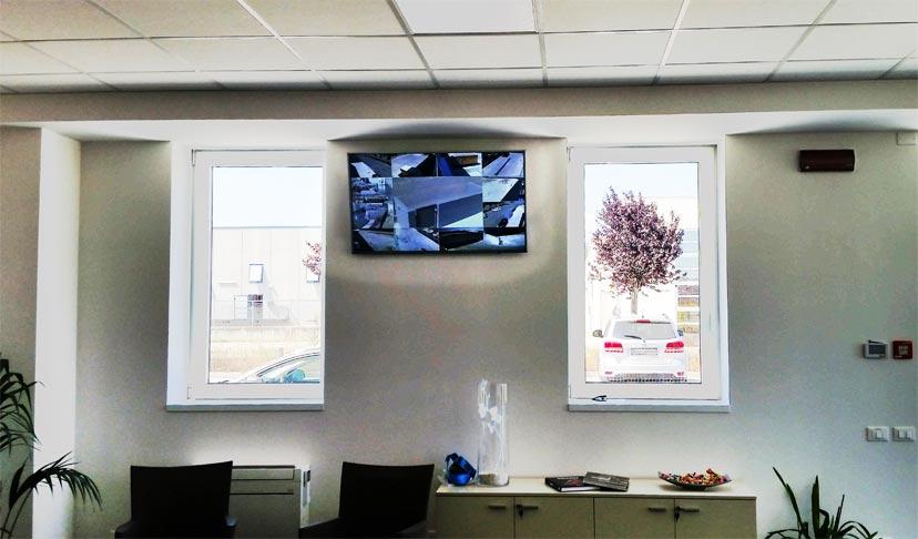 Impianto Antintrusione Videocontrollo Antincendio