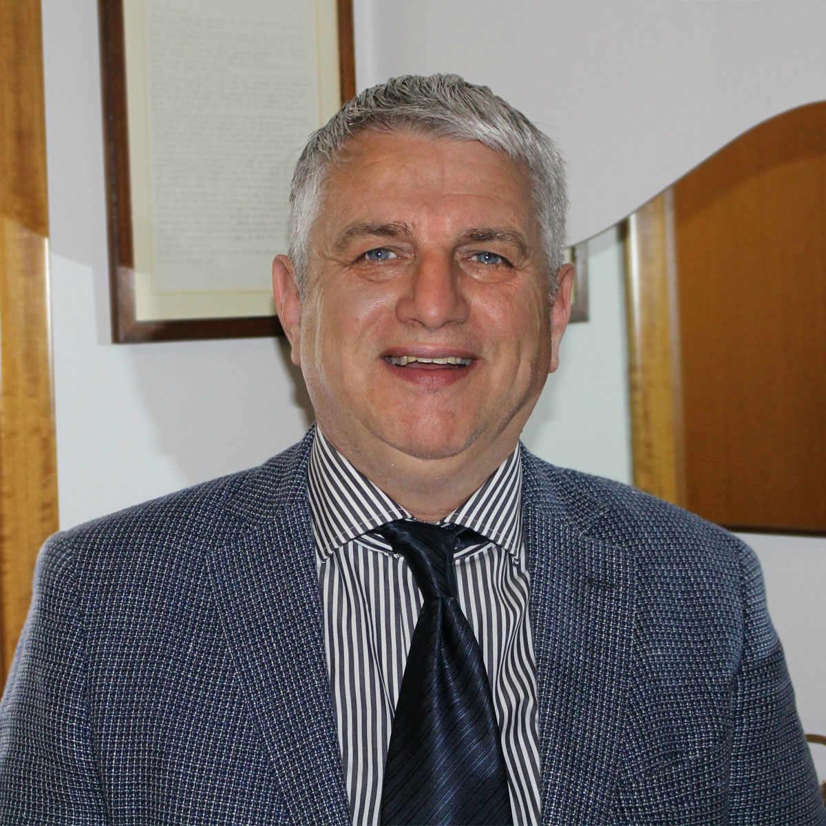 Gianluigi Pellizzari, Fondatore e A.D.